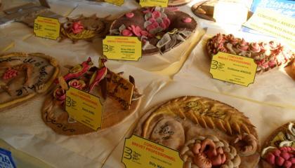 Concours boulangers au salon de la gastronomie de bourg en bresse - Salon de la gastronomie bourg en bresse ...