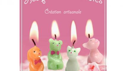 les petites lucioles des bougies d anniversaire pour enchanter petits et grands. Black Bedroom Furniture Sets. Home Design Ideas