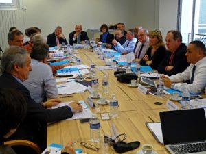 Bureau : réunion en mars à paris